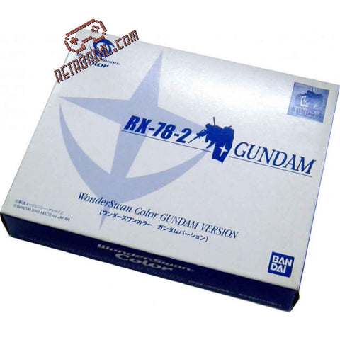 Bandai Wonderswan Color Mobile Suit Gundam RX-78-2 LIMITED EDITION