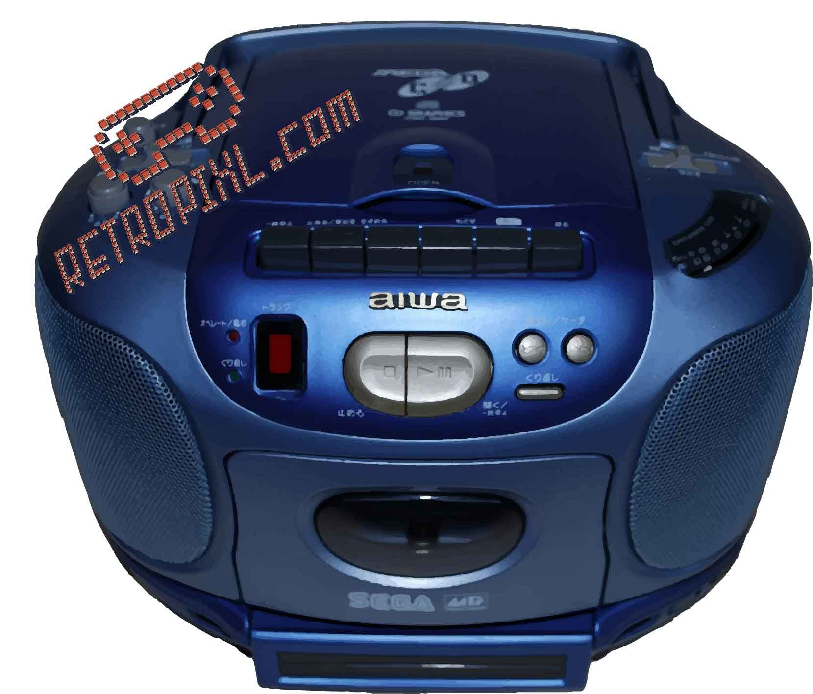 Aiwa Mega CD / CSD GM1