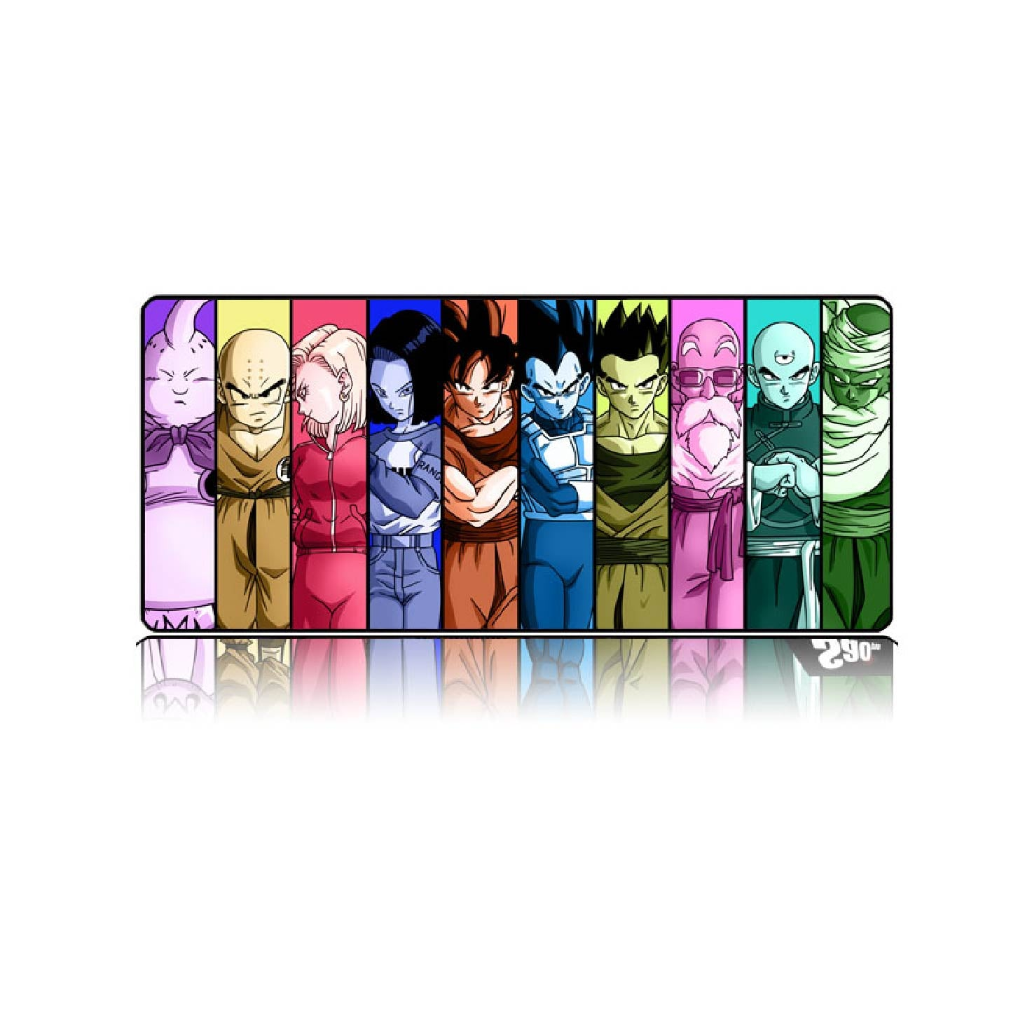 Dragon Ball Z - Mouse Pad