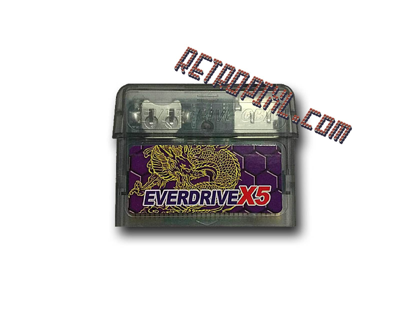 Retropixl, retrogaming, nintendo game boy advance, nintendo everdrive, , game boy advance everdrive, evedrive, everdrive x5, nintendo everdrive