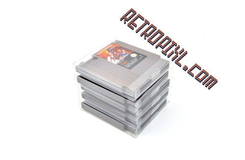 Retropixl retrogaming Nintendo NES protective cases