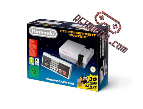 Nintendo Entertainment System: NES Classic Edition - NES Mini - LIMITED EDITION