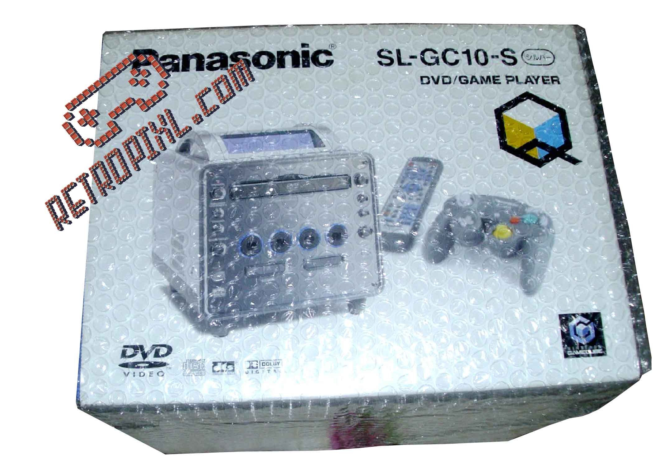 Panasonic Gamecube Q LIMITED EDITION