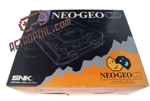 SNK Neo Geo CD Top Loading