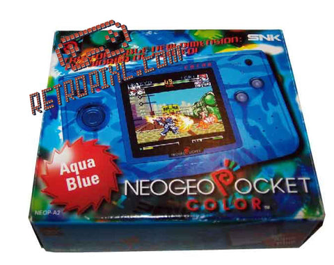 SNK Neo Geo Pocket Color US/EUR