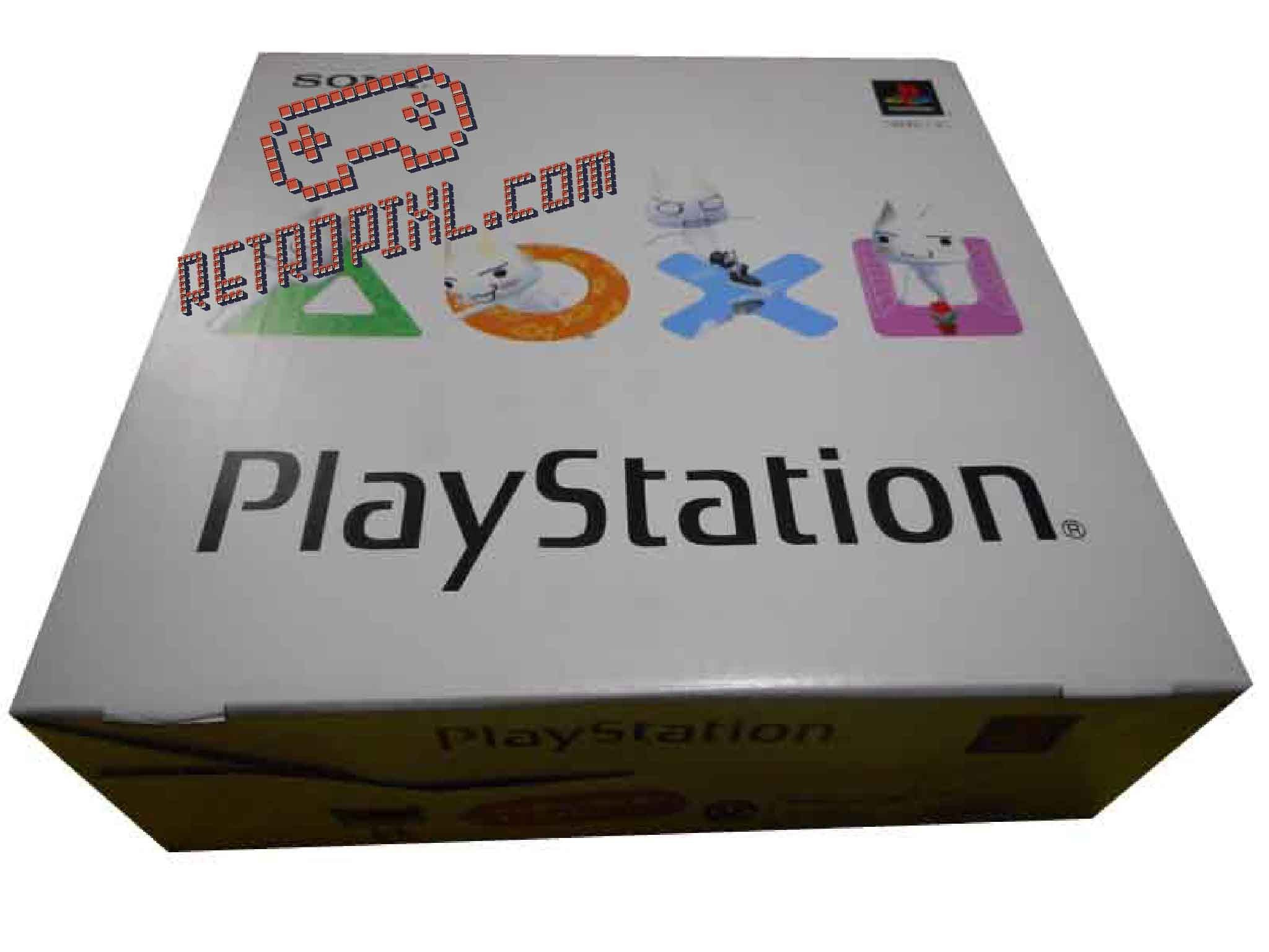Sony Playstation 1 (PS1)