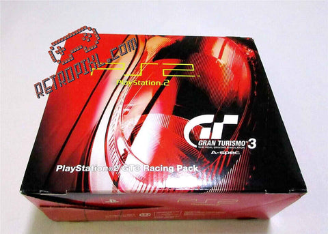 Sony Playstation 2 (PS2) Gran Turismo 3 Pack LIMITED EDITION
