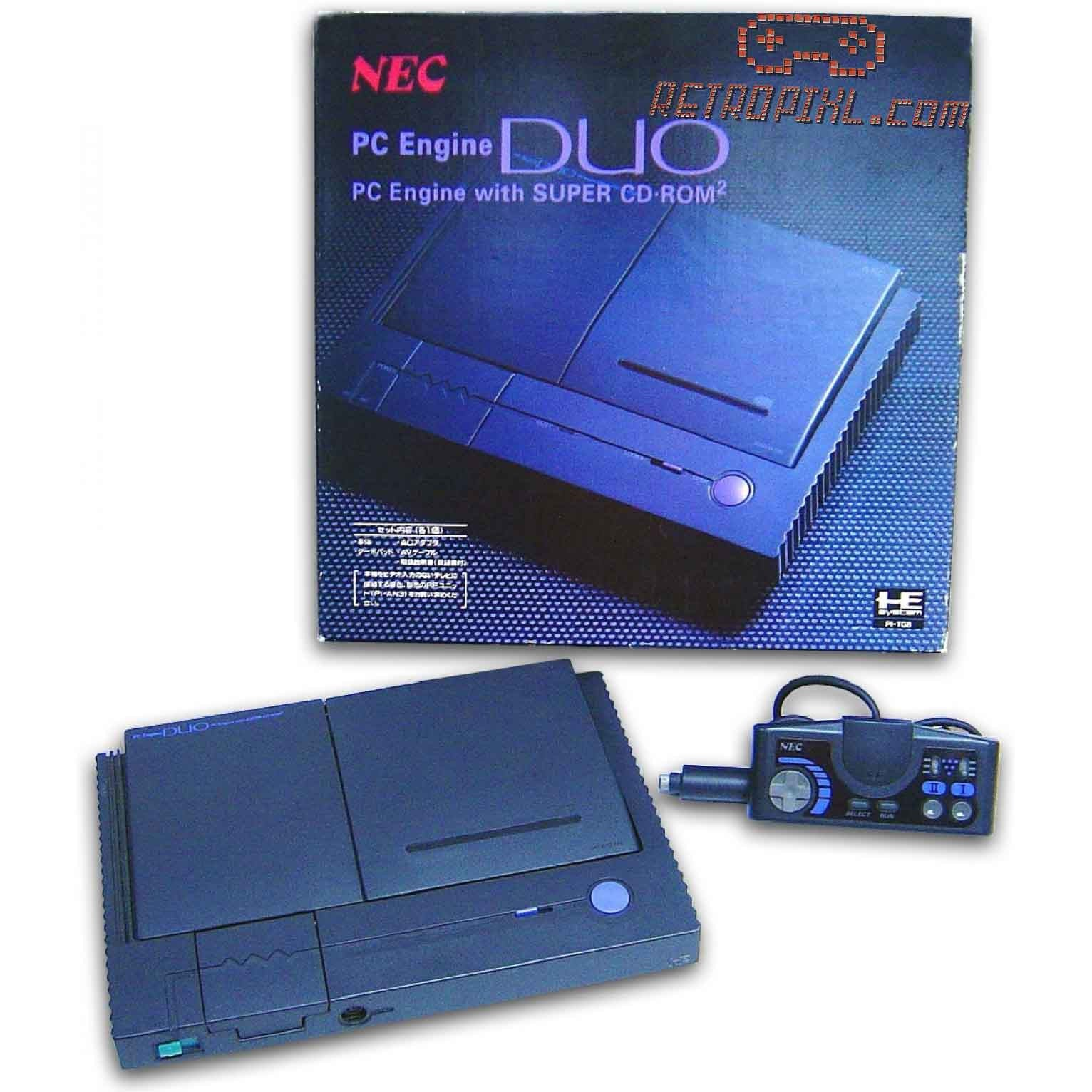 Nec Pc-Engine DUO