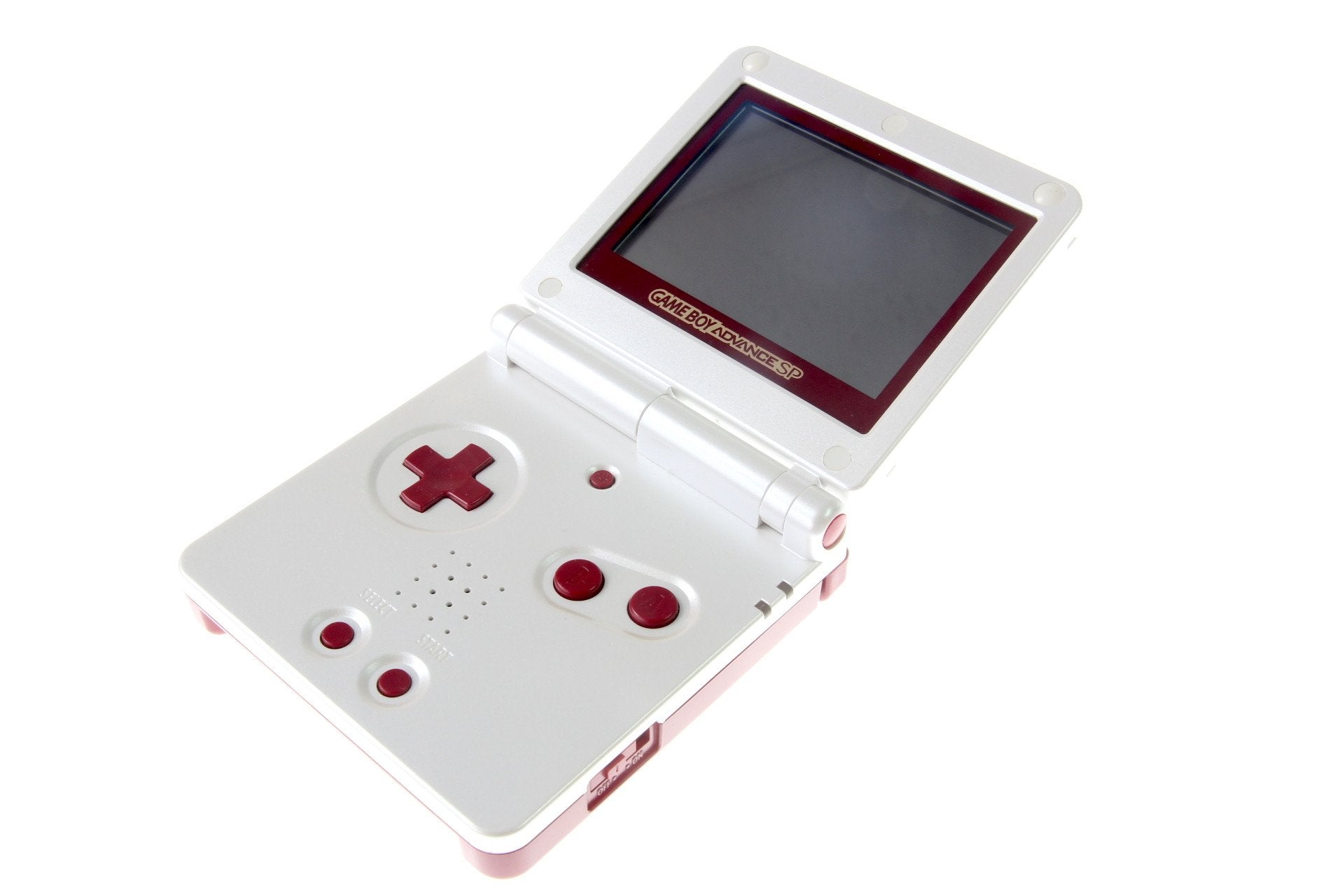 Nintendo Game Boy Advance SP Famicom Color - LIMITED EDITION