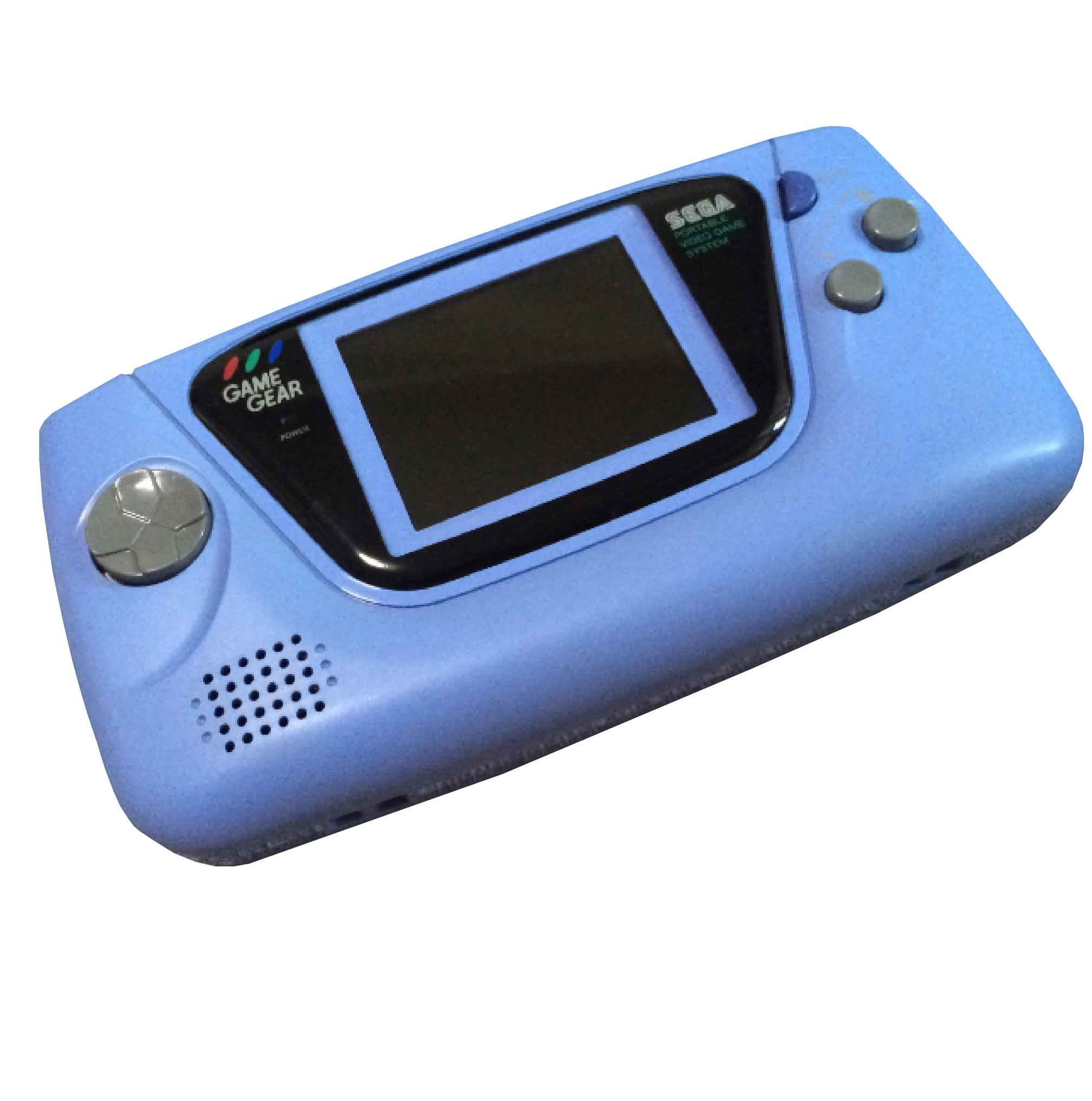Sega Game Gear Blue LIMITED EDITION