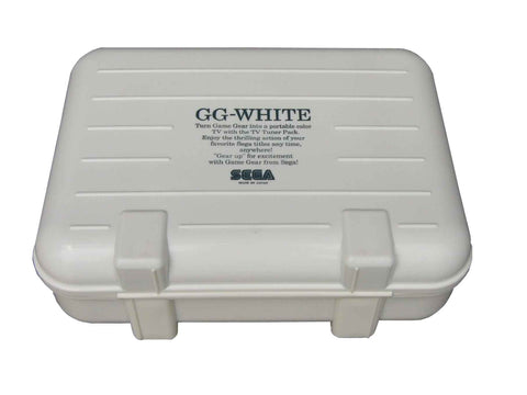 Sega Game Gear White LIMITED EDITION