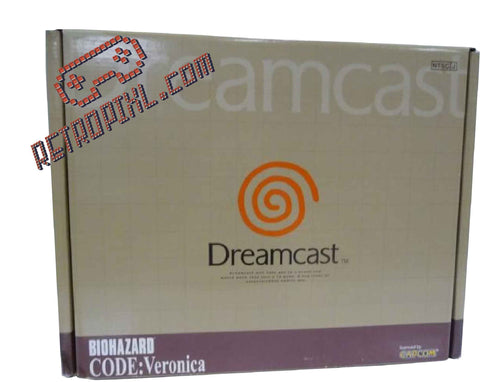Sega Dreamcast Biohazard: Code Veronica LIMITED EDITION