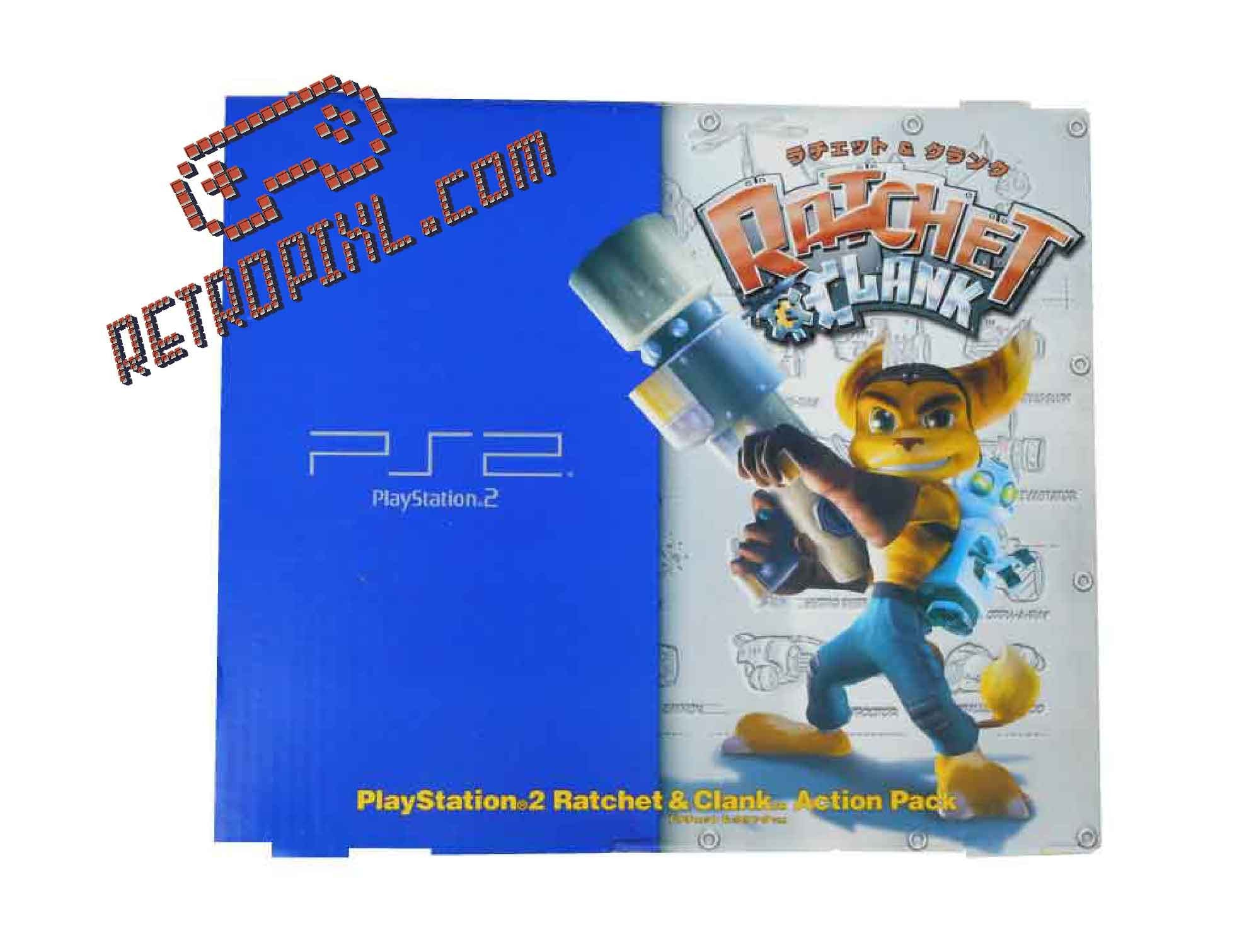 Sony Playstation 2 Ratchet & Clank LIMITED EDITION