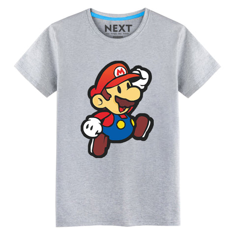 T-Shirt Retrogaming Paper Mario