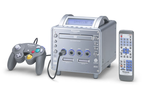 Panasonic Gamecube Q  Retropixl Retrogaming retro gaming Rare Console Collector Limited Edition Japan Import