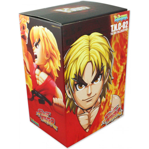 Street Fighter The New Challenger Figure 02 - Ken