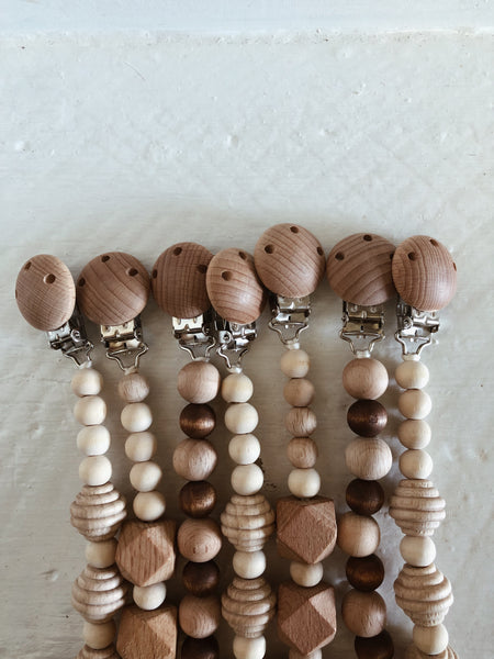 Wooden Dummy Chain