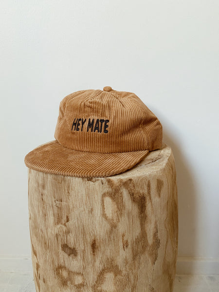 'HEY MATE' Cap