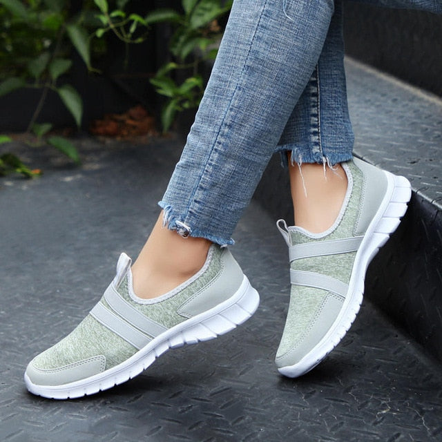Sneakers Women Breathable Mesh Shoes