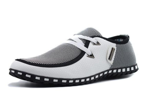 Male driving Shoes Fashion Men Flats High Quality