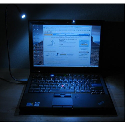 New Hotsale Best Price Beautiful Mini 1 LED USB Lamp Light Flexible Travel for PC Notebook