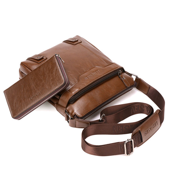 Business shoulder bag Casual men's