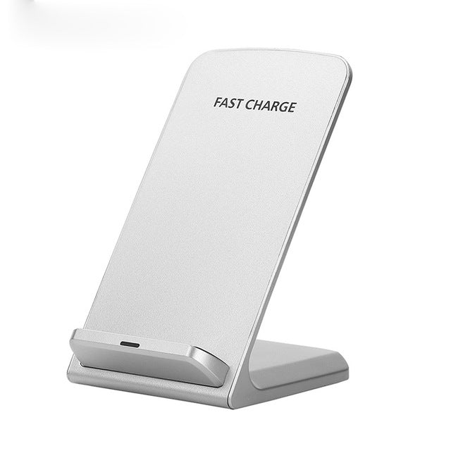10W 9V Quick Wireless Charger for iPhone X 8 Fast Stand for Samsung S8 S7 S6 Edge Note 8