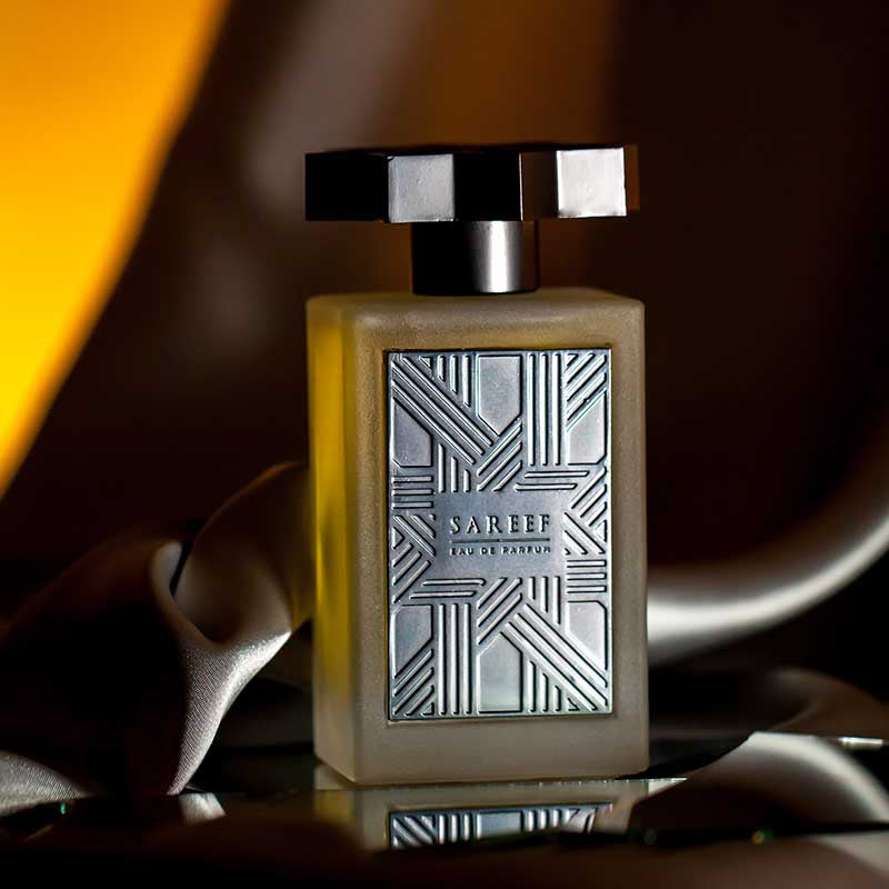 Sareef - a fragrance that is easily likeable and very warm and welcoming