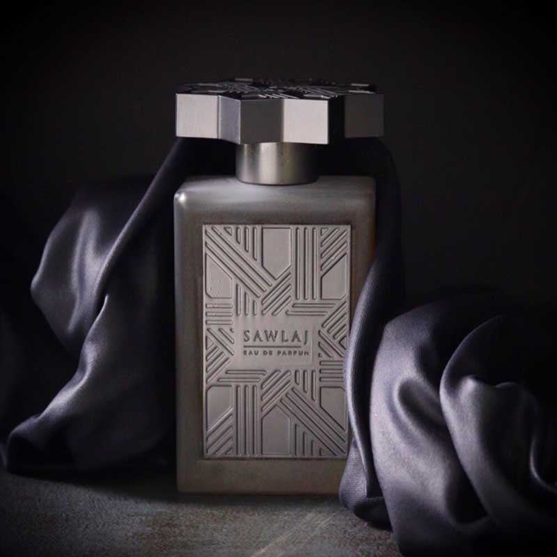 Sawlaj - a fragrance for a dominant character.  Someone that likes to announce their presence.