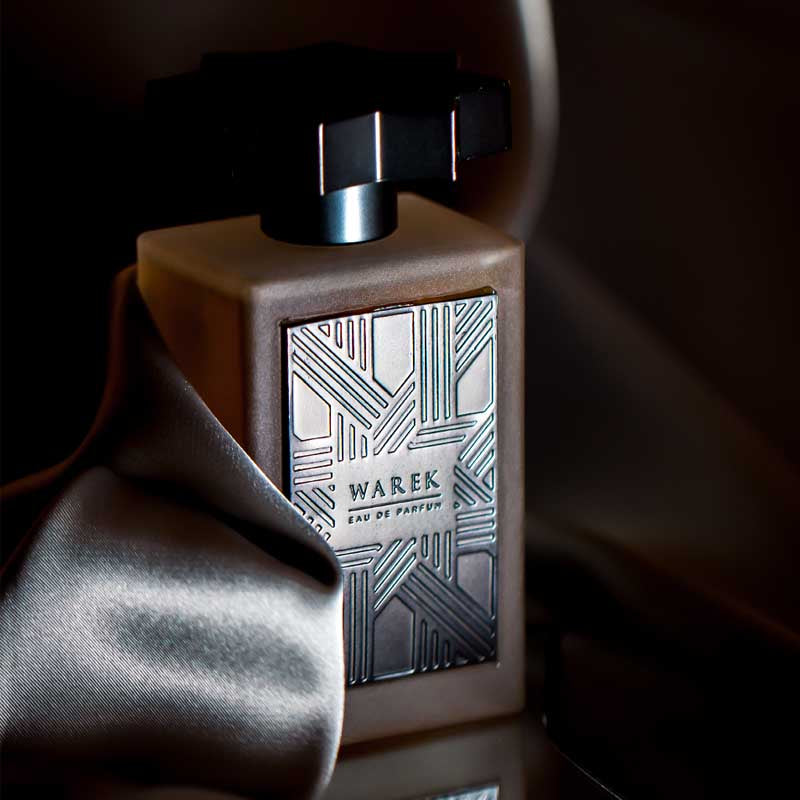 Warek - a fragrance that is intricate and deep, a strong scent from the Fiddah Collection
