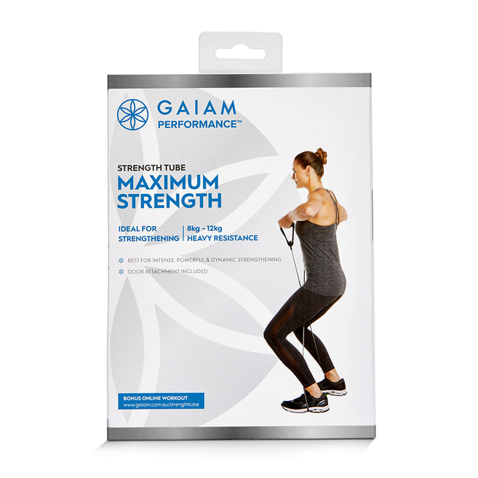 Gaiam Performance Strength Tube