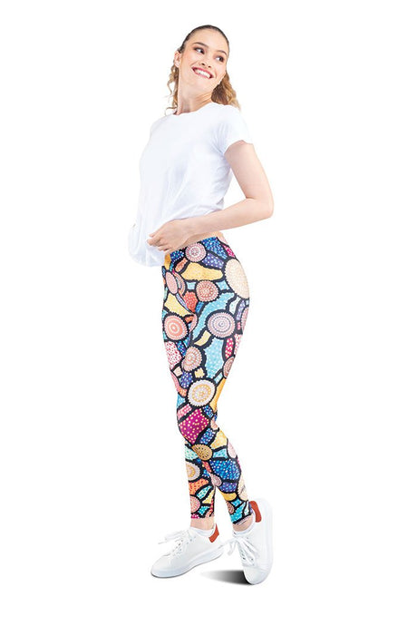 Connection to Country Fashion Leggings