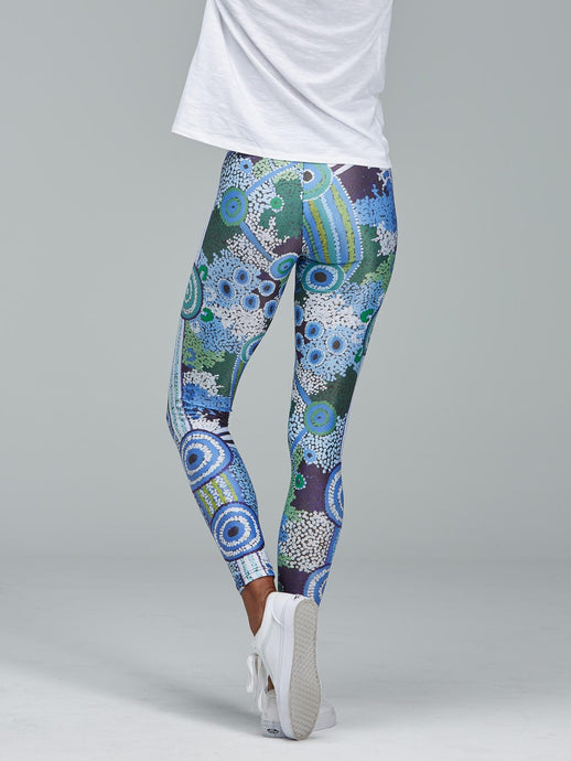 COASTAL DREAMING Ladies Leggings