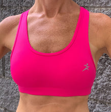 Gmaxx Active Hot Pink Crop Top