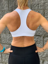 Gmaxx Active White Crop Top