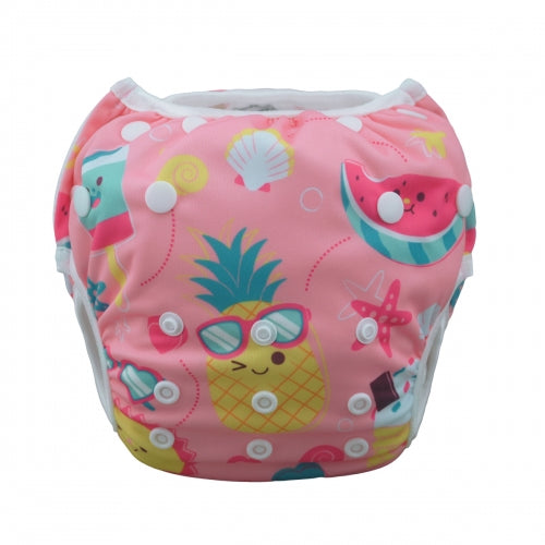 Alva Baby Swim Nappy (0-2 years) Cheeky Pineapple
