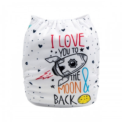 NEW Alva Baby - Love You to the Moon & Back