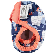 Close Pop-in Newborn Cloth Nappy - Walrus