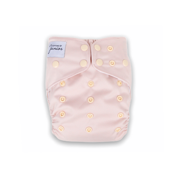 Junior Tribe Flex Cloth Nappy - Coral
