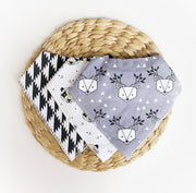 Bandana Bib (set of three)