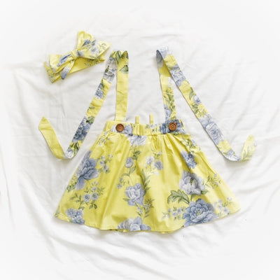 Suspender Skirt- Marguerite