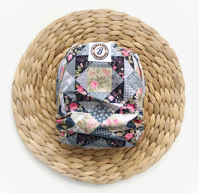 Bumpadum Duet Diaper - Secret Garden