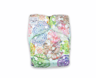 Junior Flex Cloth Nappy - Loveable Lace
