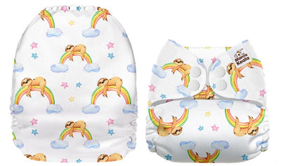 NEW Mama Koala Pocket Nappy - Dreamy Sloth