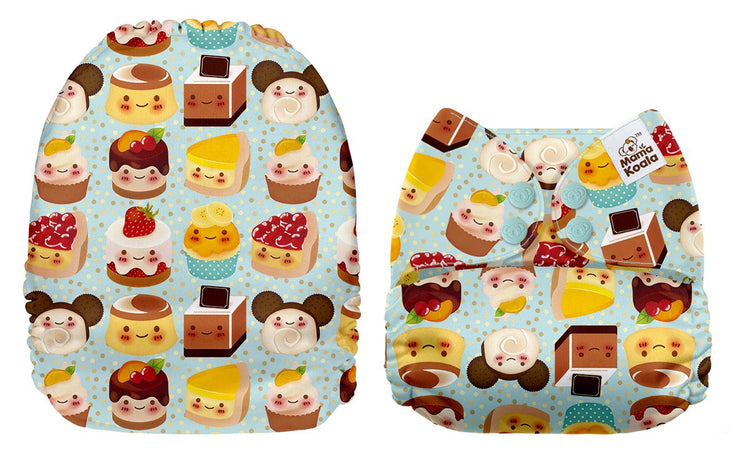 NEW Mama Koala Pocket Nappy - Kawaii Cakes