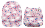 NEW Mama Koala Pocket Nappy - Swans