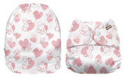 NEW Mama Koala Pocket Nappy - Mum's Heart