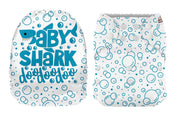 NEW Mama Koala Pocket Nappy - Baby Shark (POSITION PRINT)