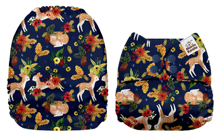 NEW Mama Koala -  Deers and Florals