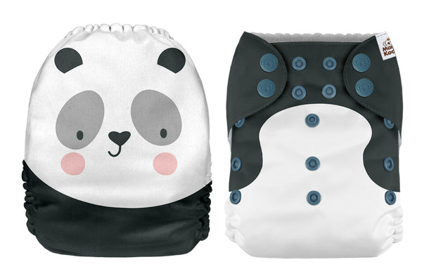 NEW Mama Koala -  Panda Face (POSITION PRINT)